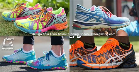 design your own athletic shoes custom asics running shoes custom shoes