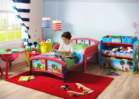 Mickey Mouse Toddler Bedding Sets For Boys Mickey Mouse Toddler Bed Set Boy Mygreenatl Bunk Beds
