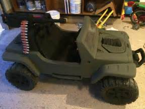 jeep hurricane power wheels modifications