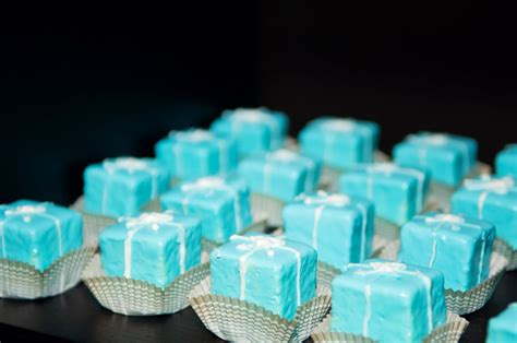 blue themed events sophisticated tiffany blue bat mitzvah the celebration