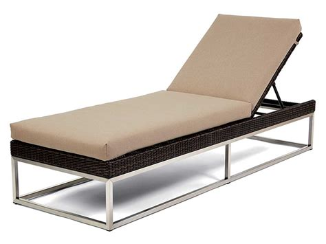 chaises lounge caluco mirabella wicker cushion side adjustable chaise