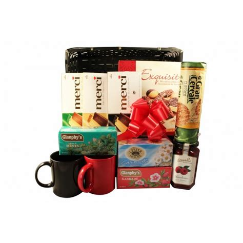 sweet afternoon gift basket gifts gift baskets delivery europe