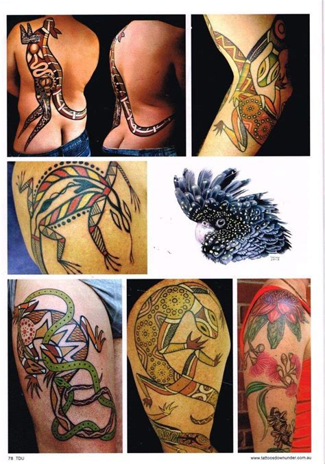 australian aboriginal tattoo designs aboriginal tattoos