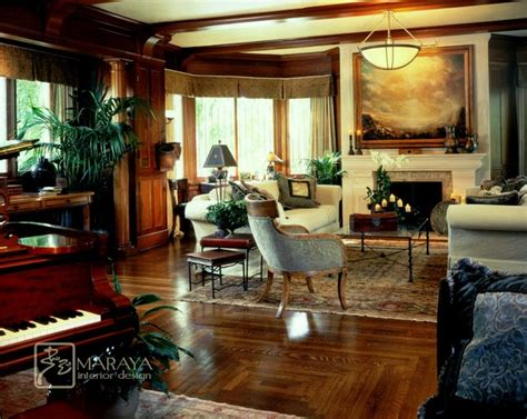 rooms in santa barbara ca santa barbara craftsman craftsman living room santa barbara by maraya interior design