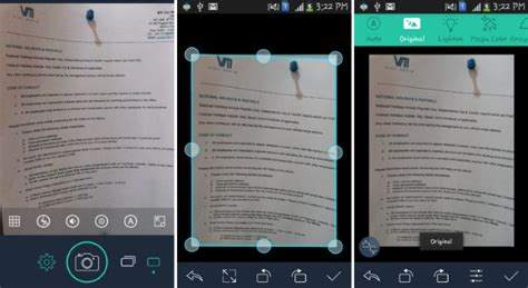 camscanner android 5 pdf document scanner apps to scan documents