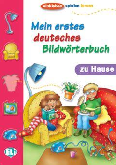 erstes date zu hause mein erstes deutsches bildworterbuch zu hause
