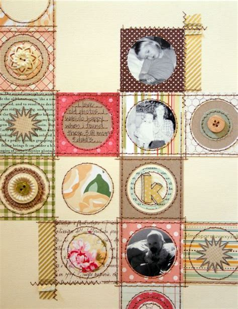 scrapbook quilt layout 17 best images about scrapbook ideas on pinterest i love