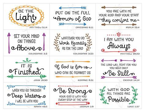 Scripture Business Cards