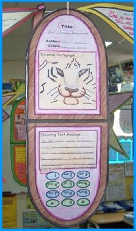 Hanging Mobile Book Report Rubric by Home School Book Report Ideas On Book Report Projects Bi