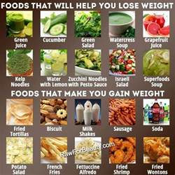 foods to help you lose weight fitness