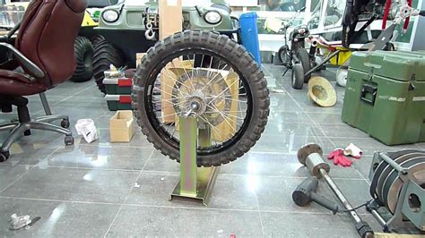 motorcycle tire balancing how to wheel balance motorcycle tire