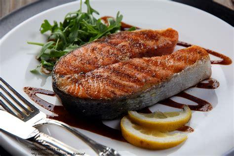 salmon food image gallery salmon steak