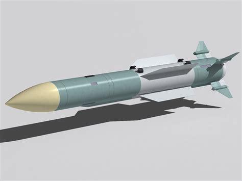 R A R Original Umakuka 3d 3 r 37 missile 3d max
