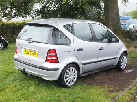 used 2003 mercedes a class classic for sale in antrim