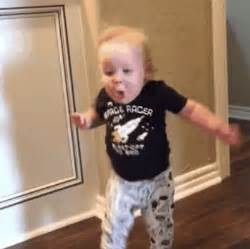 Running Baby Meme - animated gif find share on giphy