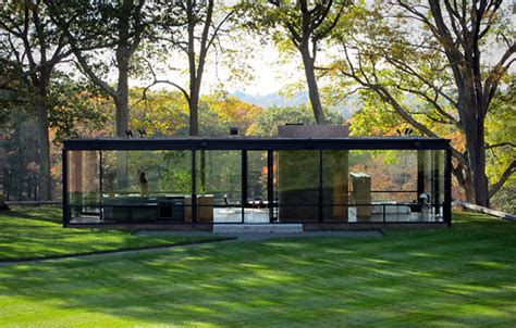 that modern feeling philip johnson s glass house goddess goddess travel