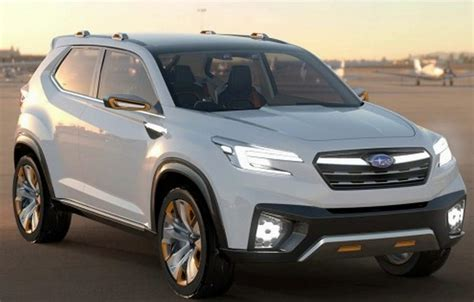 2020 Subaru Forester Redesign by 2020 Subaru Forester Redesign Exterior Interior Price
