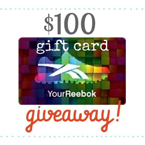 Reebok Gift Card - how to find the perfect fitness shoe housewife glamour