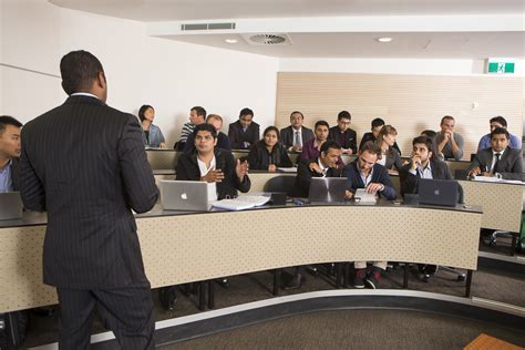 Schools With Mba Program by Mba Time Program Available At Agsm Unsw Business School
