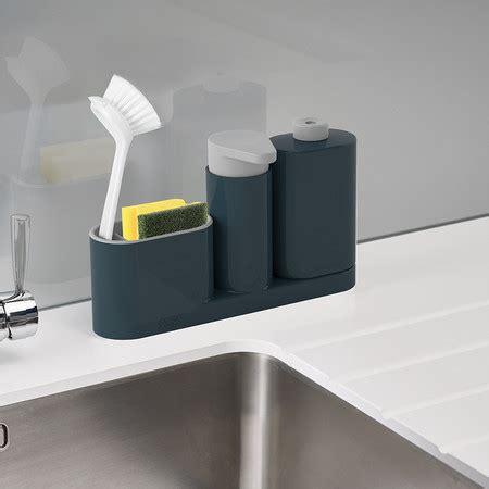 Kitchen Sink Tidy Buy Joseph Joseph Sinkbase Plus Tidy Set Grey Amara