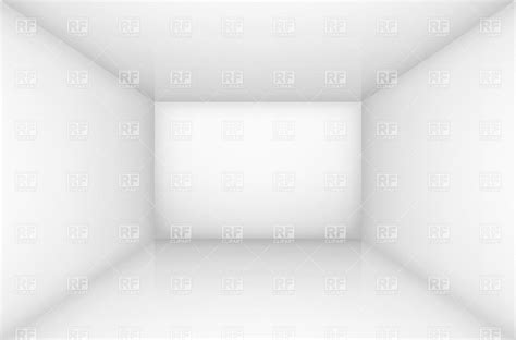 empty white room white empty room interior 8544 architecture buildings royalty free vector clip