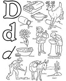 color that starts with letter d geography letter d coloring pages