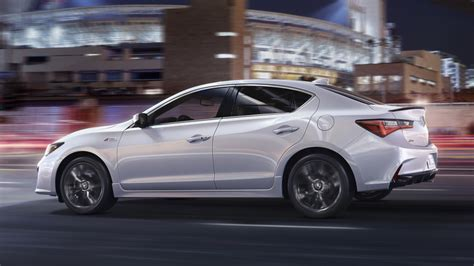 2019 Acura Ilx Redesign by 2019 Acura Ilx Redesigned Gets More Safety Features