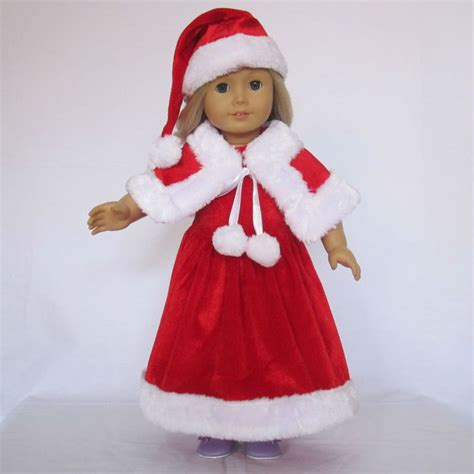 Handmade In Costume - free shipping doll clothes fits for 18 quot american