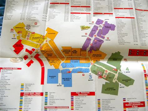 sawgrass mills map map of sawgrass mills outlet mall flickr photo
