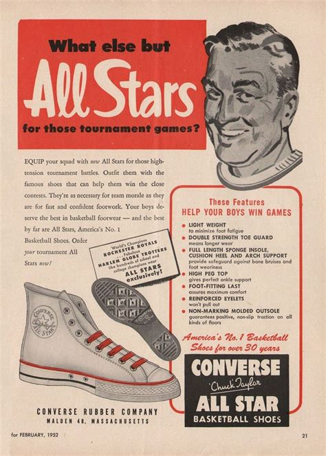 Ad Mid Allstar chuck converse ode to converse converse ads and