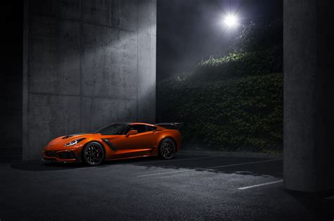 the 2019 corvette zr1 has come to kill many things gm
