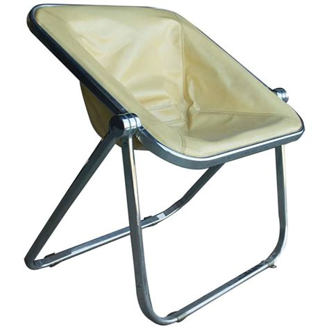leather folding chair leather plona folding chair for sale at 1stdibs