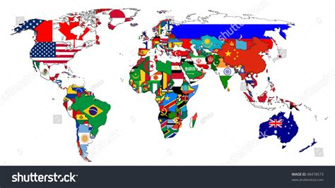 world map with country names and flags 100 map of the countries the countries most