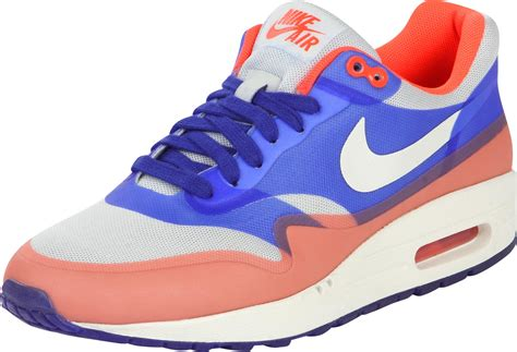 nike air max  hyperfuse prm  shoes orange blue grey