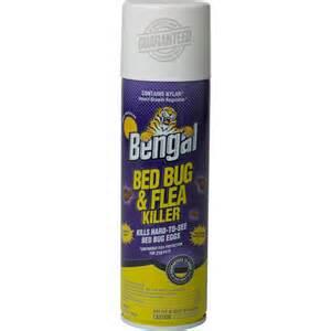 bengal bed bug flea killer 17 5 oz pest