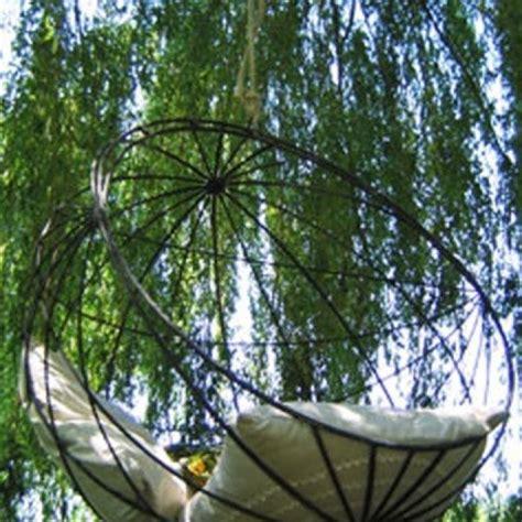 round hammock swing round hammock gardening canning outdoor living pinterest