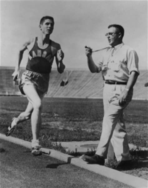 Olympic Track Shoe - Kansapedia - Kansas Historical Society