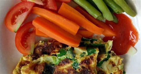 resep menu makan siang diet enak  sederhana cookpad