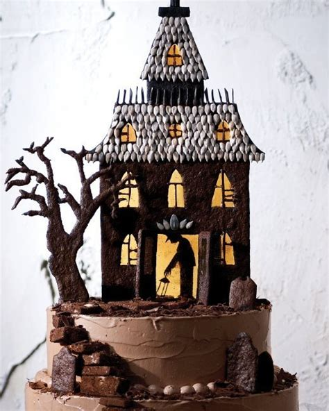 eye candy haunted gingerbread houses to inspire or make