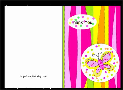 Exle Baby Shower Thank You Notes by 6 Free Thank You Note Templates Sletemplatess