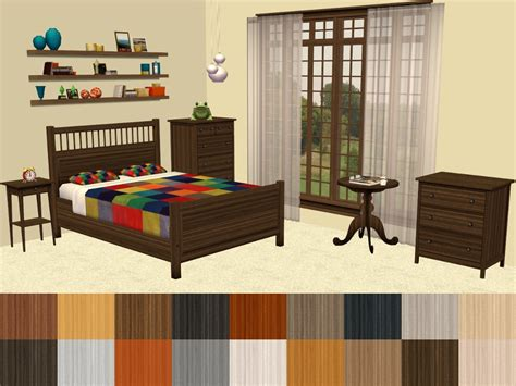 Ikea Hemnes Bedroom Furniture Mod The Sims 18 More Ikea Hemnes Bedroom Furniture Recolours