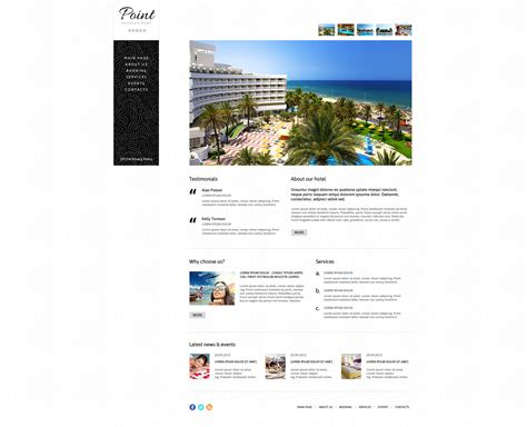 joomla template hotel free download hotels responsive joomla template 45157