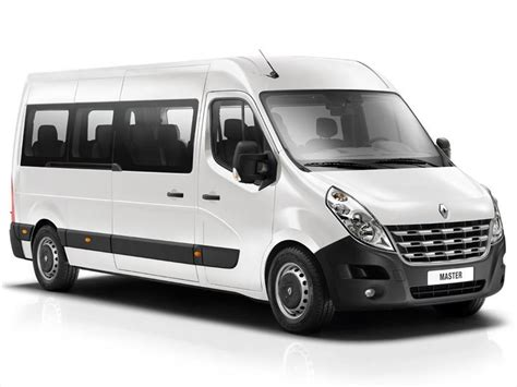 renault master minibus renault master minibus 2017