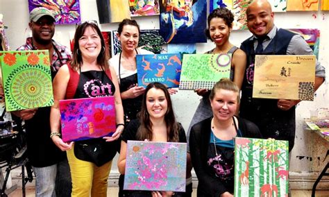 paint nite groupon south africa the studio ny up to 63 manhattan ny groupon