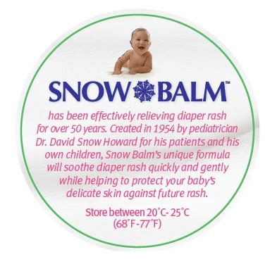 Area Code 587 Lookup Dailymed Snowbalm Baby Zinc Oxide Ointment