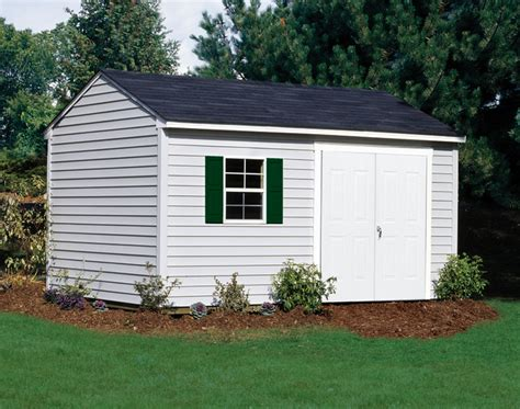 Vinyl Sided Sheds vinyl sided sheds traditional sheds detroit by