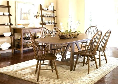country kitchen tables and chairs sets size of dining