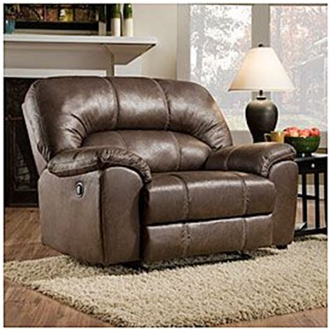 snuggle recliner stallion snuggle up recliner at big lots living room