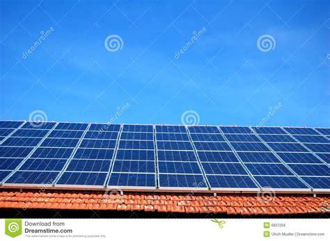 solar panel royalty free stock image image 6837256