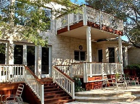 two story deck two story deck design ideas by archadeck st louis decks screened porches pergolas by archadeck